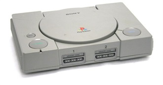 Top 200 PS1 Games