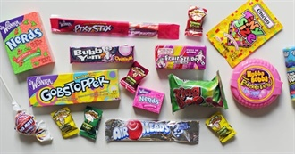 Top Candies of the 1990s!