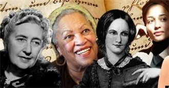 102 of the Greatest Books by Female Authors