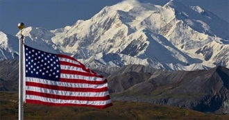 U.S. States and Territories Highpoint List