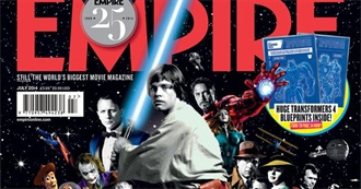 The 301 Greatest Movies of ALL Time - Empire Magazine