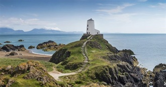 Lonely Planet's Top Experiences and Sights in Wales