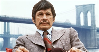 12 of the Best: Charles Bronson Performances and Films (SDM)