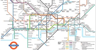 London Tube Stations!