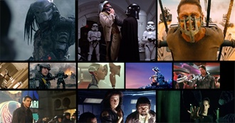 100 Great Sci-Fi Movies
