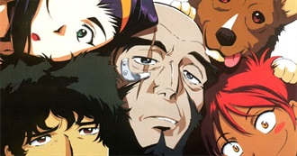 Top 50 Anime Series of All Time