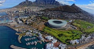 Cape Town Bucket List