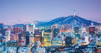 Top MUSTS of Seoul (South Korea)