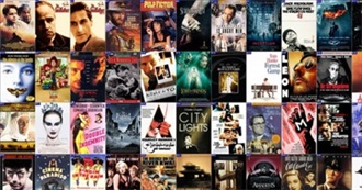The Top Tens' Top 100 Movies of All Time