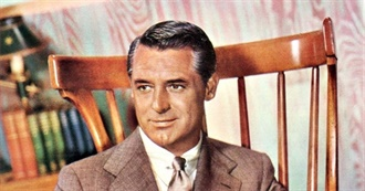 Cary Grant-Top 25 Films of All Time