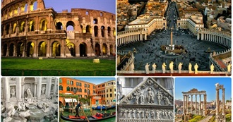 Italian World Heritage Sites