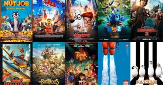 All 2014 Movies