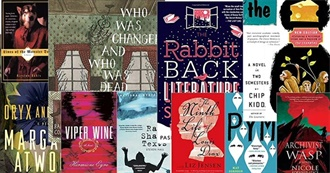 Bookriot's 100 Must-Read Strange and Unusual Novels