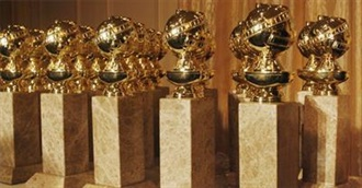 Golden Globe's Best Actors and Actresses - Musical or Comedy