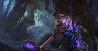 All League of Legends Females 2018
