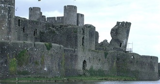 Castles & Abbeys in Wales