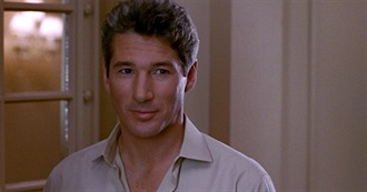 All Richard Gere Movies