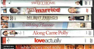 Ultimate Chick Flick List