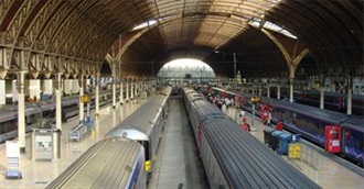 London´S Biggest Railway Stations
