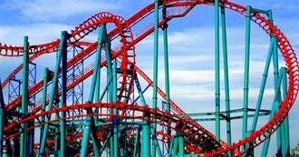 Greatest Rollercoasters in the World