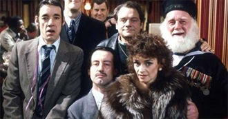 British Comedy Guide's Top 50 British Sitcoms