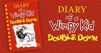 Diary of a Wimpy Kid Double Down Characters