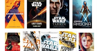 Star Wars Canon Novels Only (July 2020 Update)