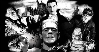 Cinematic Universes: Universal Classic Monsters (Part 1: The Original Films)