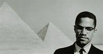 Malcolm X's International Travels