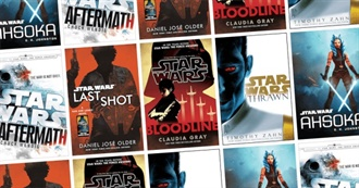Star Wars EU Canon Books