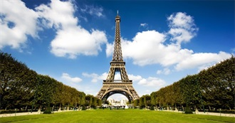 50 Most Famous Buildings in Europe