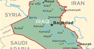 Best Places to Visit in Iraq