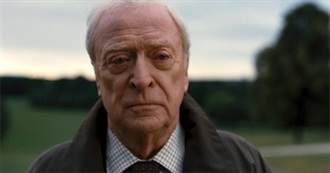 Michael Caine Filmography (2018)