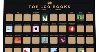 Amazon Poster Top 100 Books