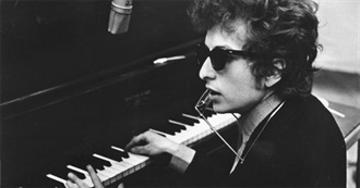 Bob Dylan Songs Listened to Live
