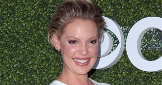 Katherine Heigl, Filmography (2020)