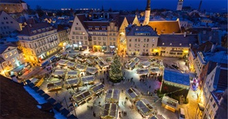 Best Christmas Markets of Europe