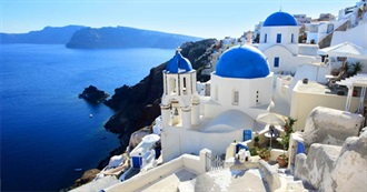 Super Travel List : Southern Europe