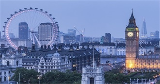 222 Things to Do - London
