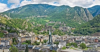 Lonely Planet's Top Experiences and Sights in Andorra