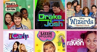 Top 50 Shows You Watched as a Kid in the Early 2000s