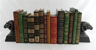 Easton Press Great Books of the 20th Century