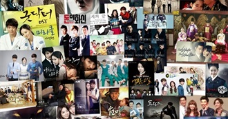 One Year of Kdrama - #Kdramas4life's Kdrama List