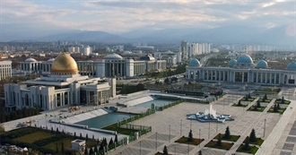 Lonely Planet's Top Experiences and Sights in Turkmenistan