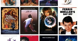 Emily's Top 80s Movies