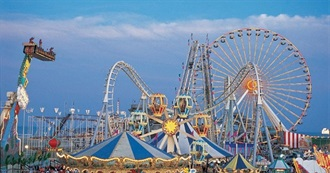 Amusement Parks/How Many Have You Visited?