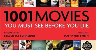 1001 Movies to See Before You Die (Updated for 2016)