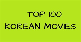 Top 100 Korean Movies