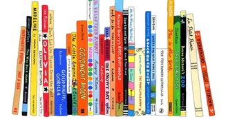Lily's Top 50 Childrens' Books