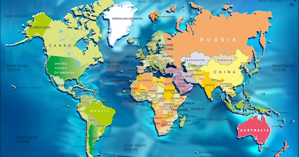 all countries of the world how many have you been to
